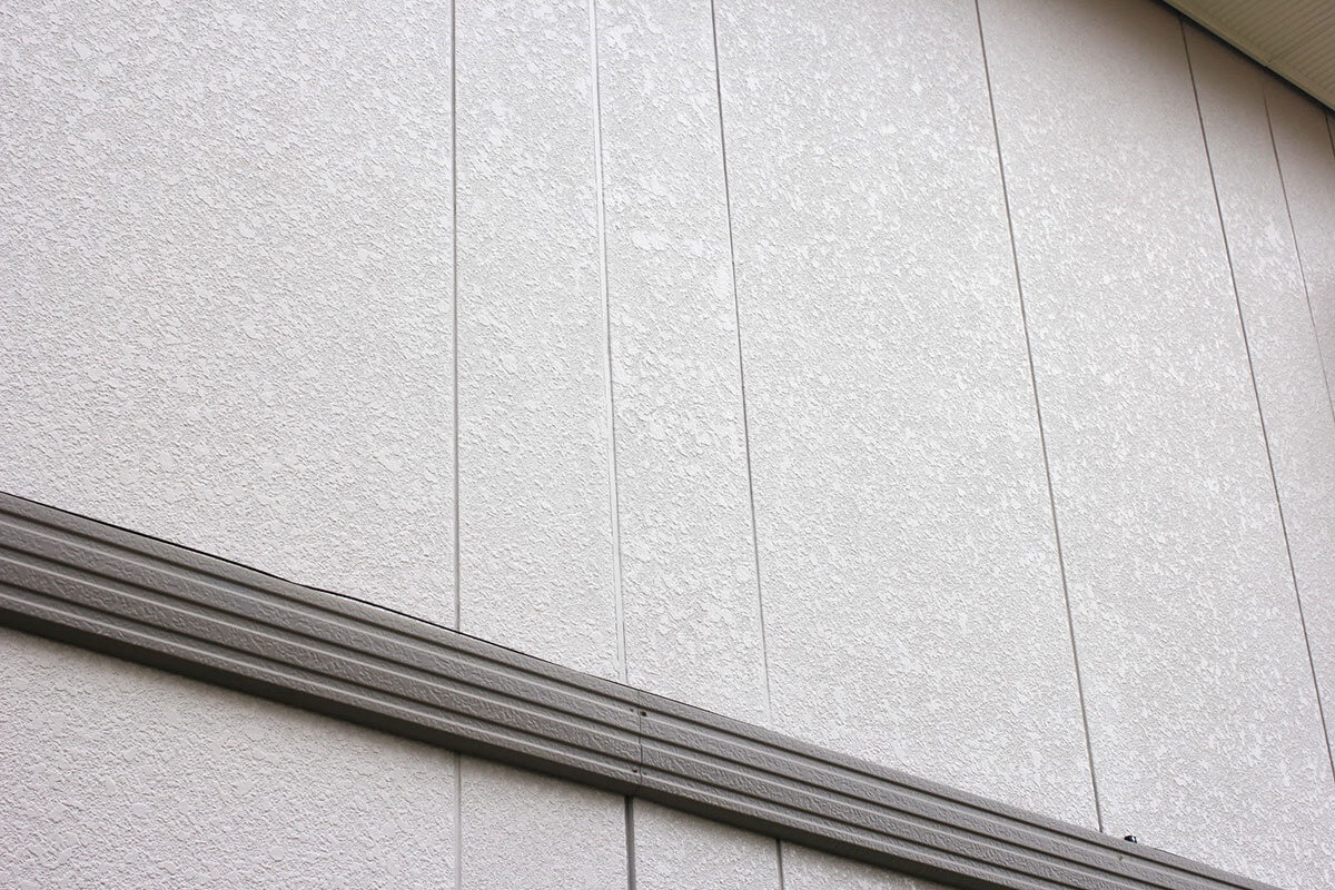 External wall facelift method